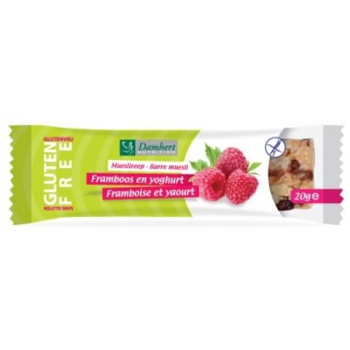 Mueslireep Framboos & Yoghurt