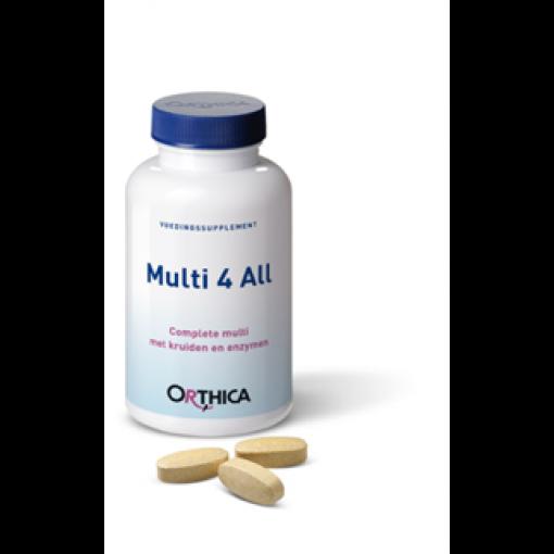 Orthica Multi 4 All 180 Tabletten