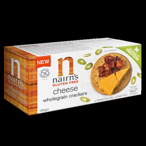Nairn's Volkoren Kaas Crackers