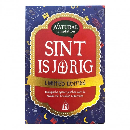 Natural Temptation Sint Is Jarig Thee