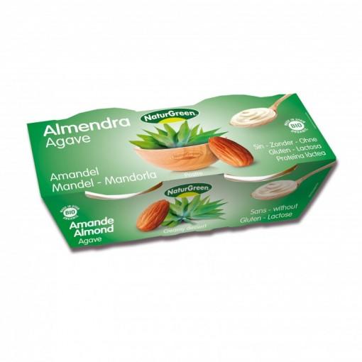 Amandel Agave Dessert