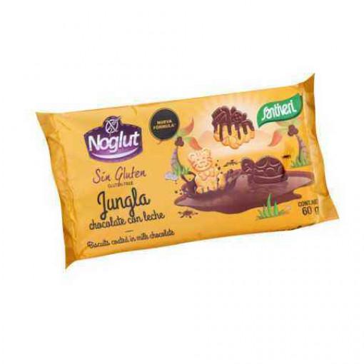 Santiveri Jungle Koekjes Met Chocolade
