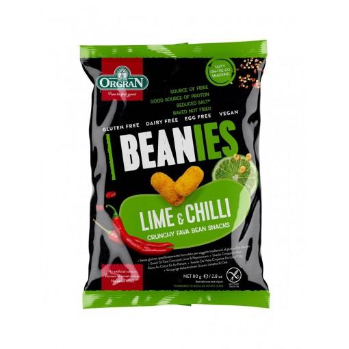 Orgran Beanies Lime & Chilli
