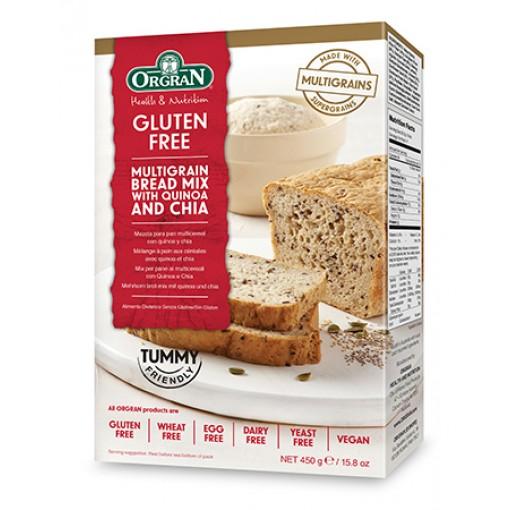 Broodmix Meergranen (Quinoa & Chia)
