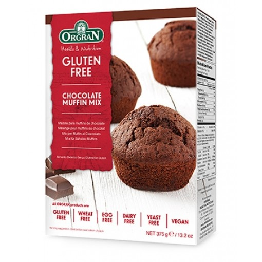 Orgran Chocolade Muffin Mix