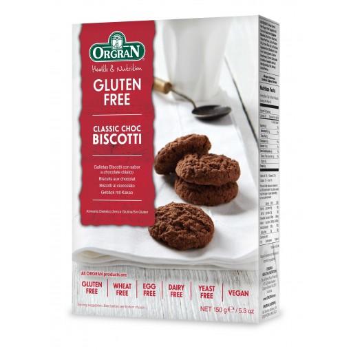 Orgran Classic Choc Biscotti (T.H.T. 18-11-19)