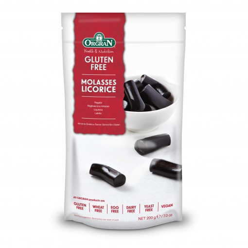 Orgran Molasses Licorice Drop (1+1 GRATIS)