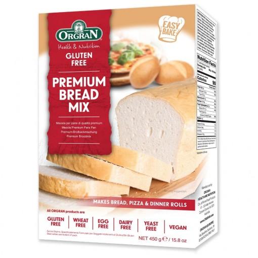 Orgran Premium Broodmix