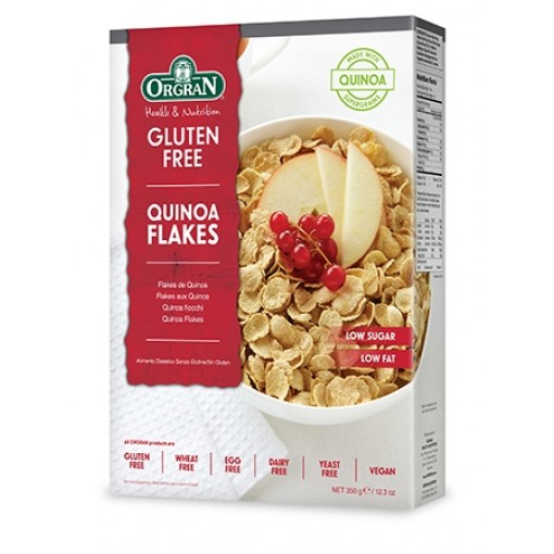 Orgran Quinoa Flakes