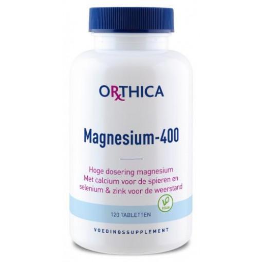 Orthica Magnesium-400 120 Tabletten