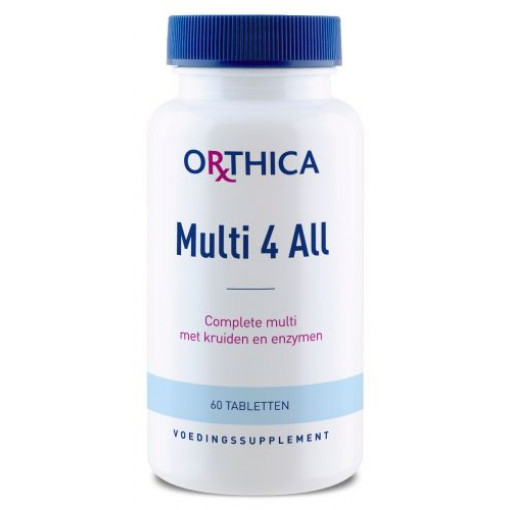 Orthica Multi 4 All 60 Tabletten