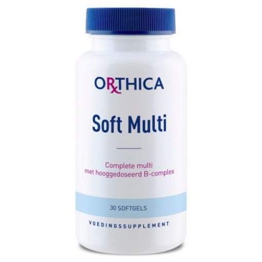 Orthica Soft Multi 120 Softgels