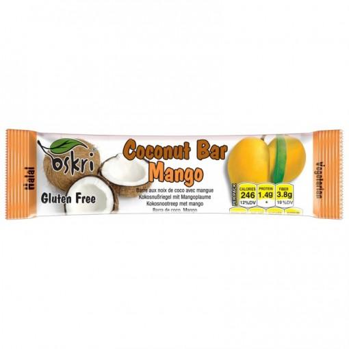 Oskri Coconut Bar Mango