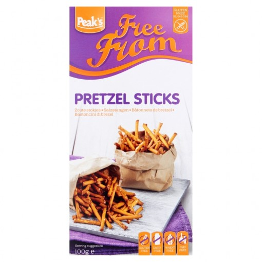 Peak's Pretzel Sticks