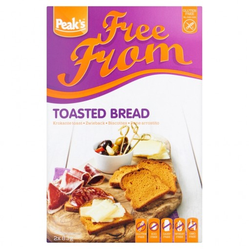 Peak's Toasted Bread
