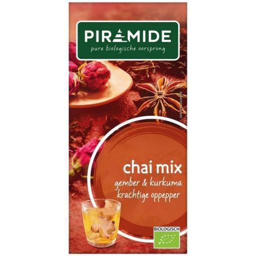 Piramide Chai Mix Thee