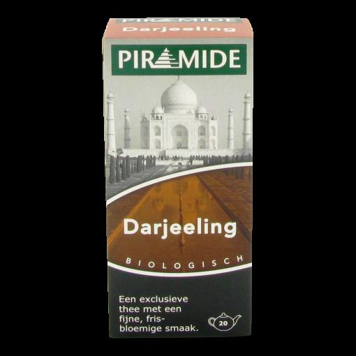 Piramide Darjeeling Thee (T.H.T. 02-2020)