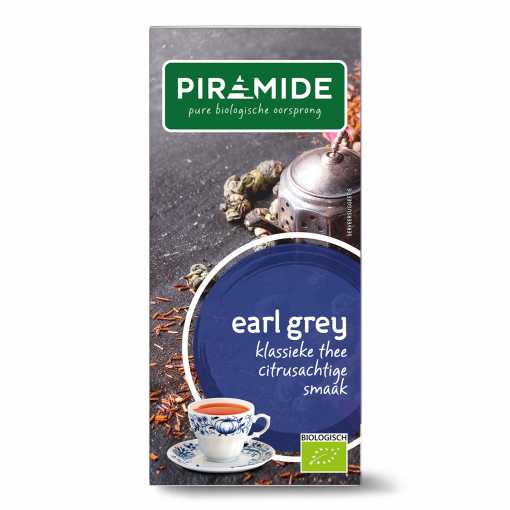 Piramide Earl Grey Thee
