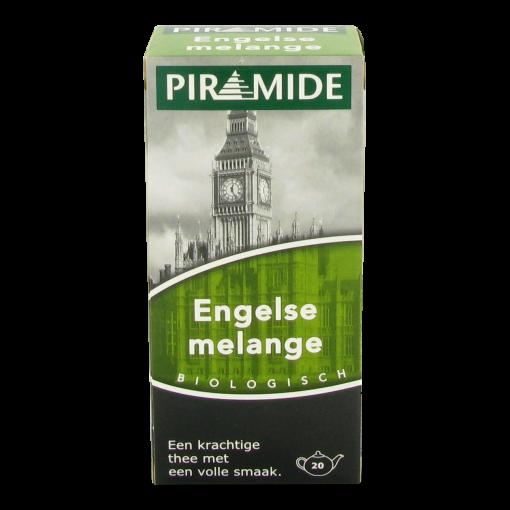 Piramide Engelse Melange Thee
