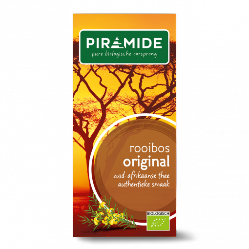 Piramide Rooibos Original Thee