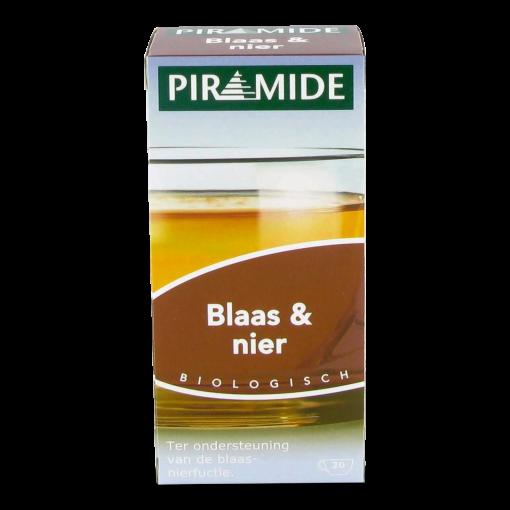 Piramide Blaas & Nier Thee