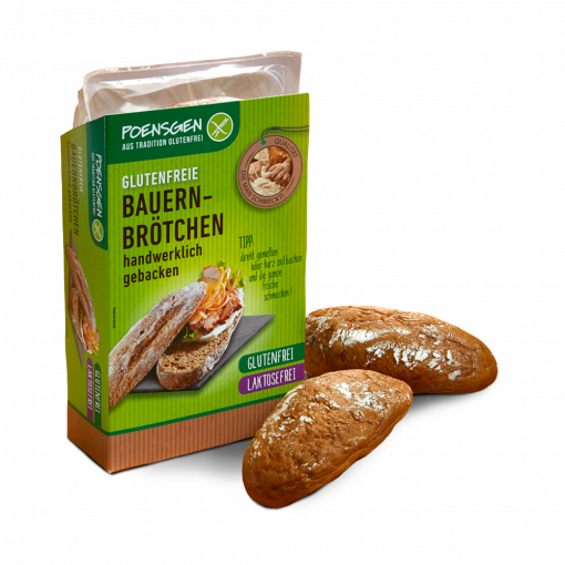 Poensgen Bruine Broodjes