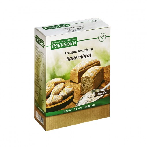 Poensgen Broodmix Boerenbrood
