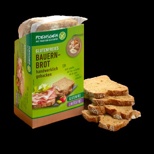 Poensgen Bruin Brood Gesneden