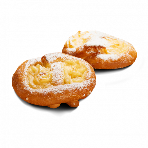 Poensgen Pudding Broodjes (4 stuks)