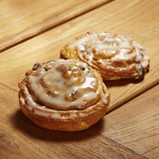 Poensgen Rozijnen Broodjes (2 stuks)