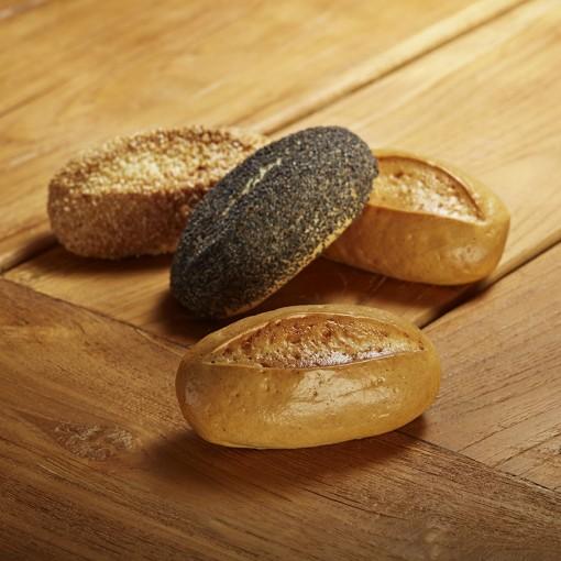 Poensgen Gemengde Broodjes (8 stuks)