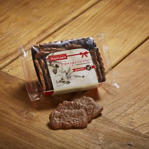Poensgen Chocolade Speculaasjes