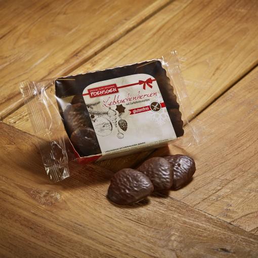 Poensgen Lebkuchen Hartjes Puur