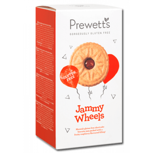 Prewetts Jammy Wheels Cookies