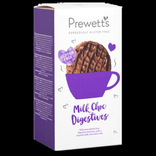 Prewetts Milk Choc Digestives