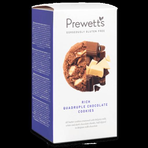 Prewetts Rich Quadruple Chocolate Cookies