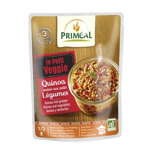 Quinoa Met Groenten