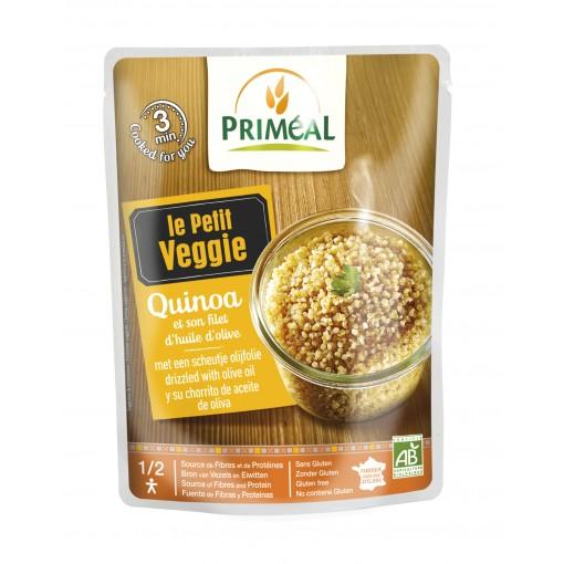 Quinoa Met Olijfolie