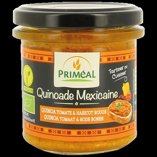 Primeal Quinoa Spread Tomaat & Rode Bonen