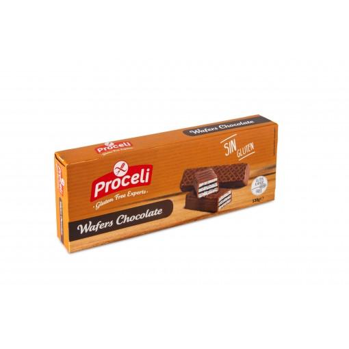 Proceli Wafeltjes Chocolade