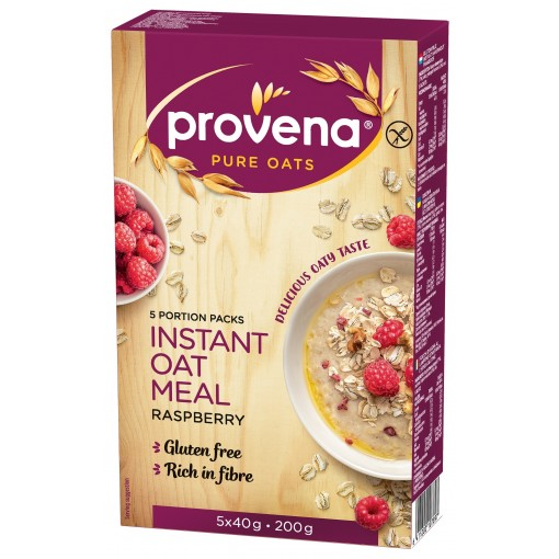 Provena Instant Havermout Framboos (T.H.T. 30-06-19)