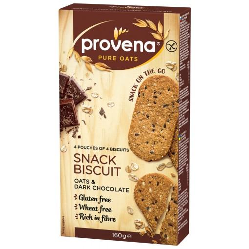 Provena Snack Biscuit  Oats & Dark Chocolate