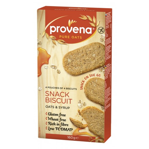 Provena Snack Biscuit Oats & Syrup