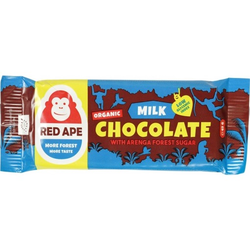 Red Ape Chocoladereep Melk