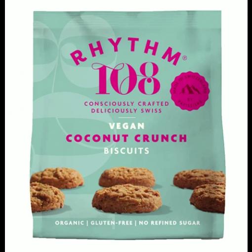Rhythm 108 Coconut Biscuits