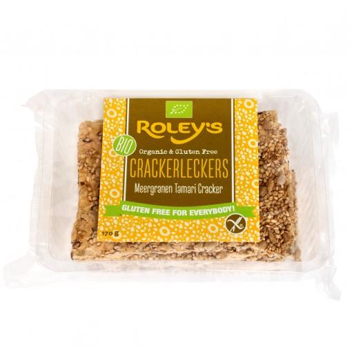 Crackers Meergranen Tamari