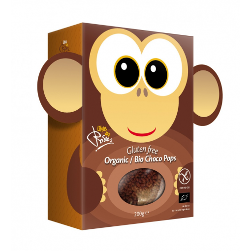 Rosies Choco Pops Biologisch