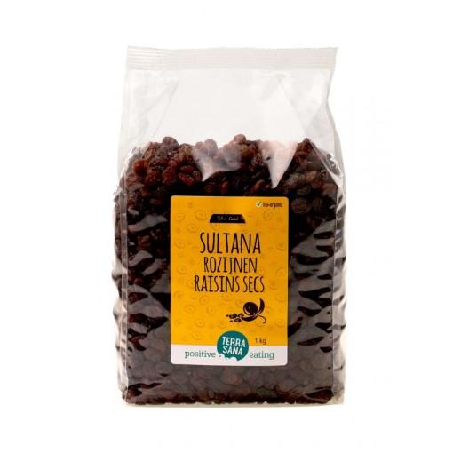 Terrasana Sultana Rozijnen 1 kilo