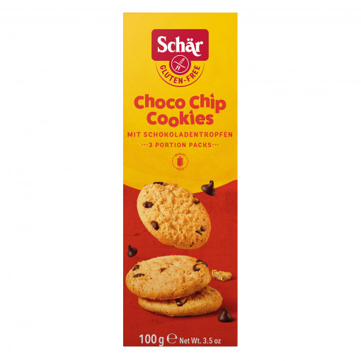 Schar Choco Chip Cookies