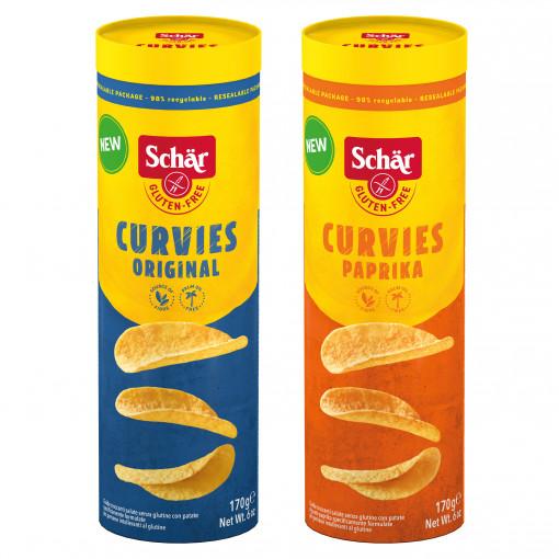 Schar Curvies Proefpakket (2 smaken)